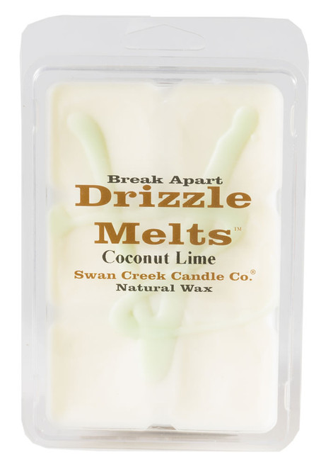 Swan Creek Drizzle Melt Coconut Lime