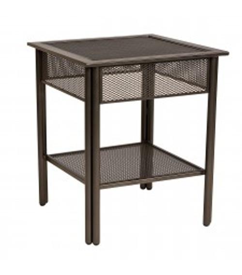 Woodard Jax Micro Mesh End Table