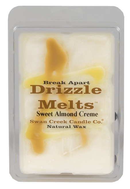 Swan Creek Drizzle Melt Sweet Almond Creme