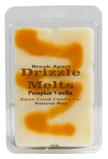 Swan Creek Drizzle Melts Pumpkin Vanilla