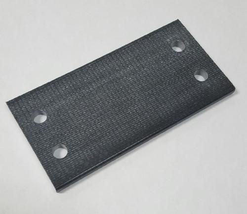 Hanamint 4inch Spring Plate Set2-Black