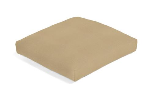 "20"" x  20"" Aluminum Wood Series Ottoman Cushion 3109 (Non-Tufted) (Ships 8-10 Weeks)"