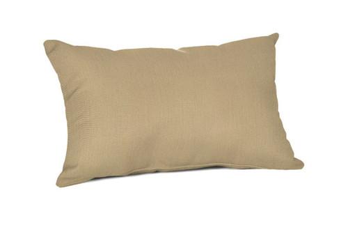 Sunbrella Custom 19x12 Rectangular Throw Pillow (Ships 12-14 Weeks)