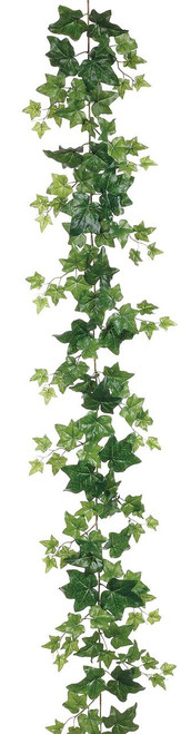 6ft Puff Ivy Garland with 127 Leaves Box of 6