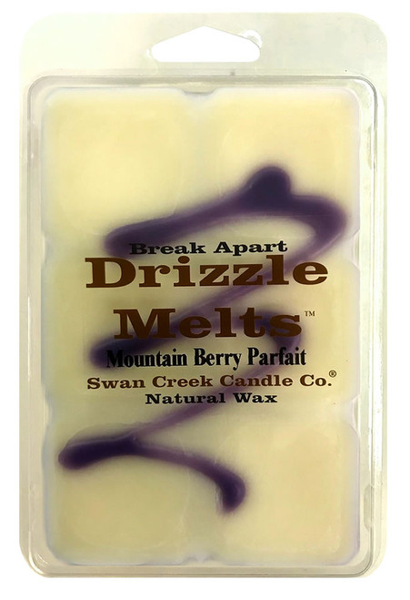 Swan Creek Drizzle Melt Mountain Berry Parfait