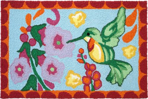 Jellybean Rug Hummingbird