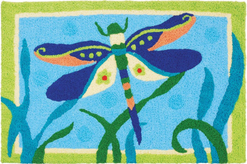 Jellybean Rug Fancy Dressed Dragonfly