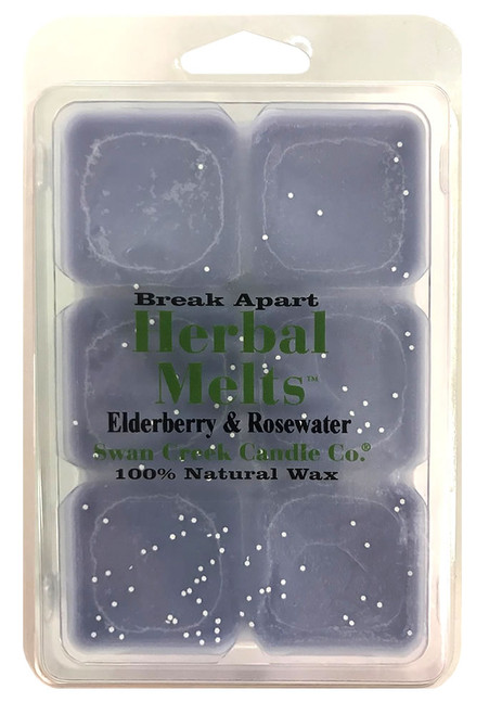 Swan Creek Drizzle Melt Elderberry & Rosewater