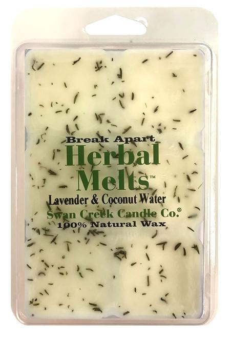 Swan Creek Drizzle Melt Lavender & Coconut Water