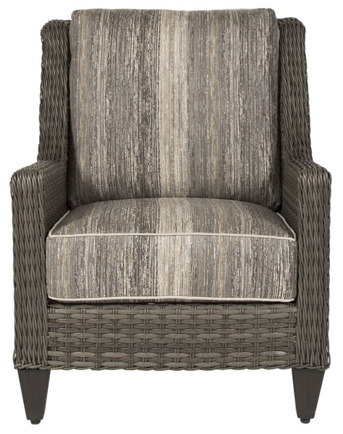 Erwin and Sons Oconee Outdoor Chair w/Cushion