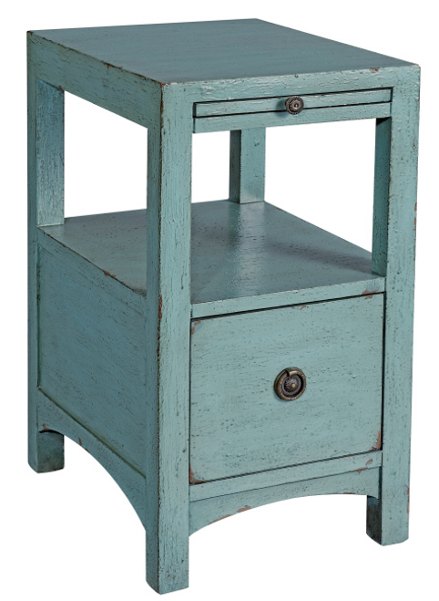 """Coast To Coast 1 Drawer 14"""" Accent Table"""