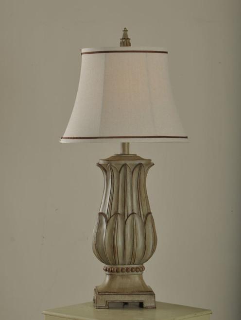 "32.25"" Lotus Table Lamp"