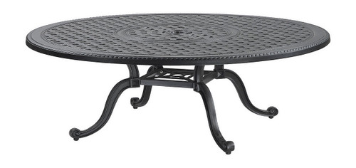 """Gensun Grand Terrace Outdoor 54"""" Round Chat Table"""