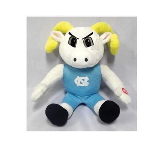 """9"""" North Carolina Tarheels Musical and Animated Mascot"""