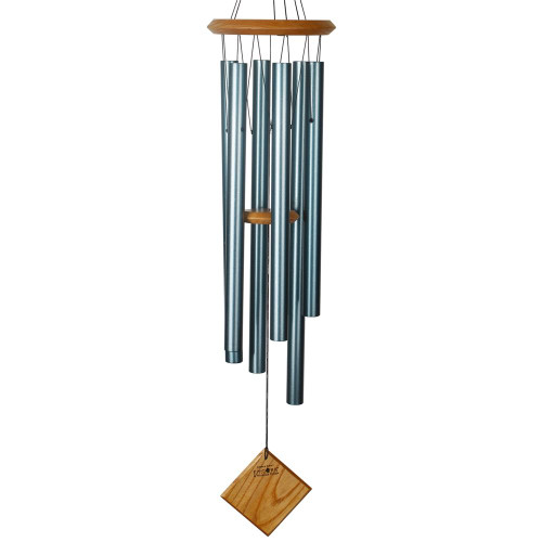 Woodstock Windchimes of Earth Verdigris 37""
