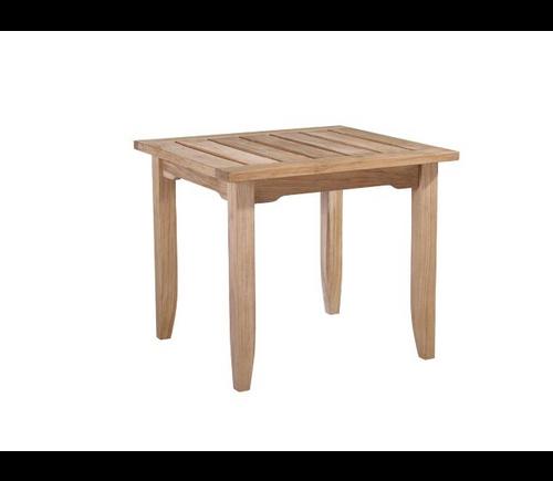 Lane Venture Edgewood Outdoor Teak End Table