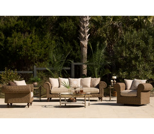 Enjoyable Lane Venture Ernest Hemingway Outdoor Chesterfield Lounge Chair Machost Co Dining Chair Design Ideas Machostcouk