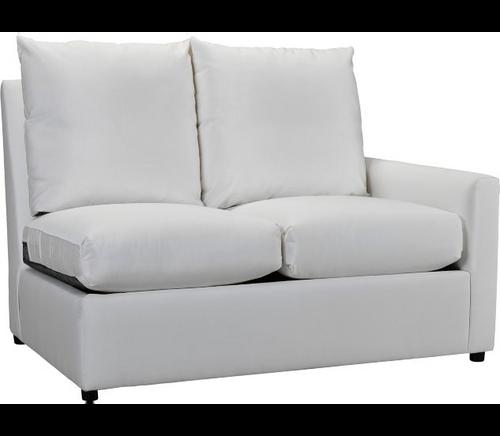 Lane Venture Outdoor Upholstery Charlotte RF One Arm Loveseat
