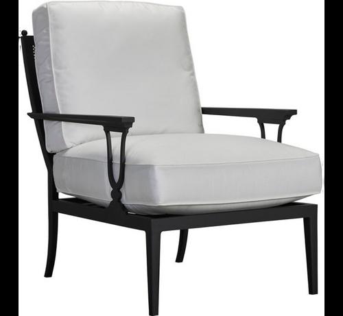 Lane Venture Winterthur Estate Lounge Chair Mesh Back