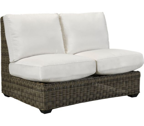 Lane Venture Oasis Outdoor Armless Loveseat