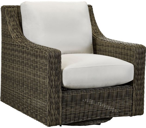 Lane Venture Oasis Outdoor Swivel Glider Lounge Chair