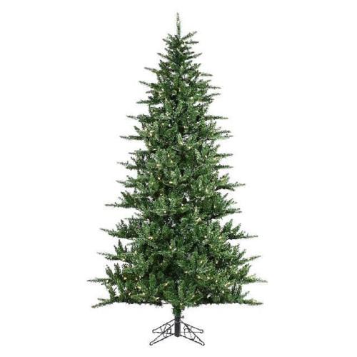 15' Deluxe Charleston Prelit Artificial Christmas Tree