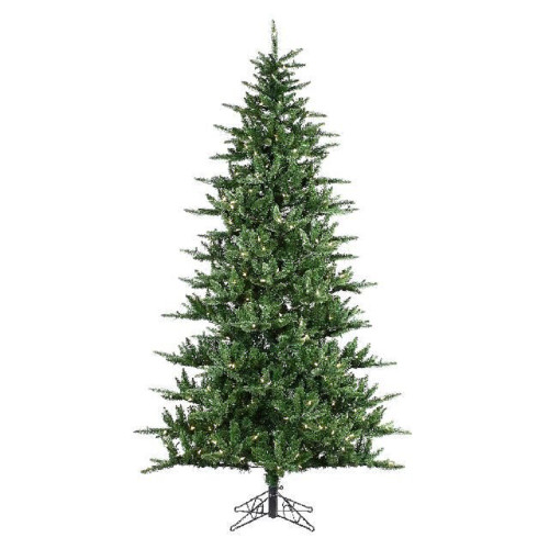 15' Deluxe Charleston Prelit Artificial Christmas Tree
