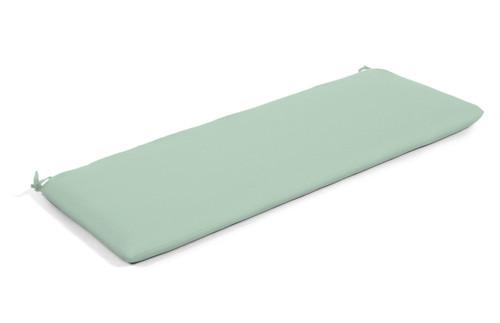 "Quick Ship Sunbrella 48"" Bench Cushion Canvas Spa"