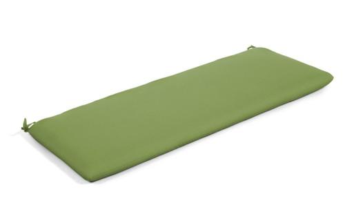 "Quick Ship Sunbrella 48"" Bench Cushion Spectrum Cilantro"