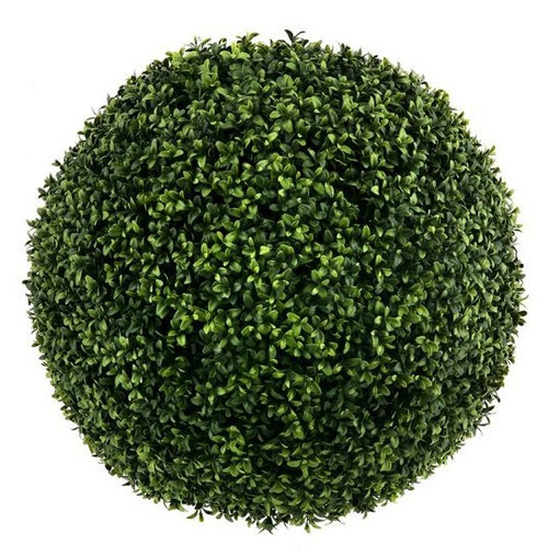 "12"" Artificial Boxwood Ball Pair"