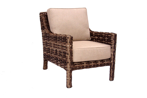 Erwin and Sons Torrence Club Chair w/ Cushion Caribou