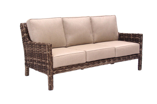 Erwin and Sons Torrence Sofa w/ Cushion Caribou