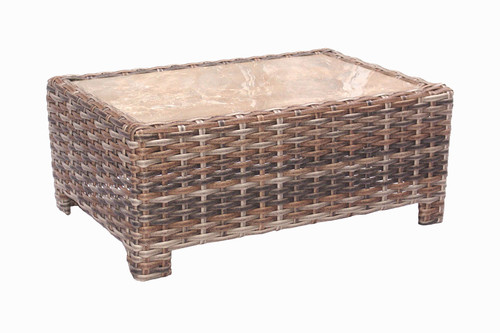 Erwin and Sons Torrence Coffee Table Silver Oak