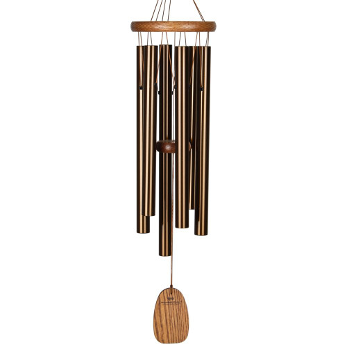 Woodstock Amazing Grace Medium Bronze Chime 24""