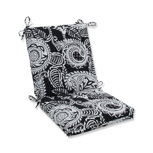 Pillow Perfect Addie Night Squared Corners Chair Cushion