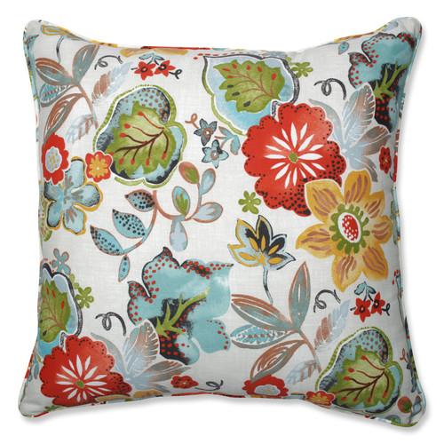 Pillow Perfect Alatriste Ivory 25-inch Floor Pillow