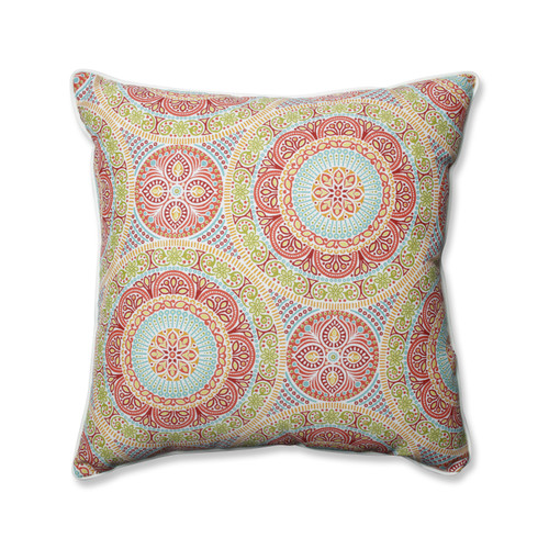 Pillow Perfect Delancey Jubilee 25-inch Floor Pillow