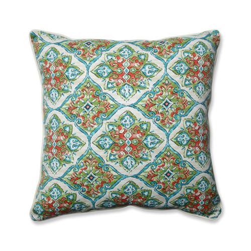 Pillow Perfect Splendor Opal 25-inch Floor Pillow