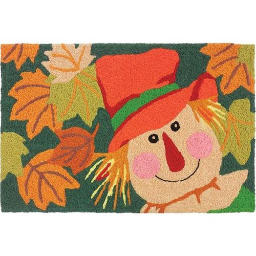"Jellybean Rug Scarecrow 20"" x 30"""