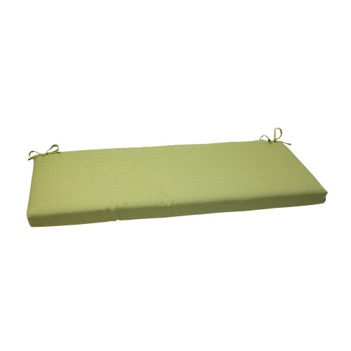 Pillow Perfect Forsyth Green Bench Cushion