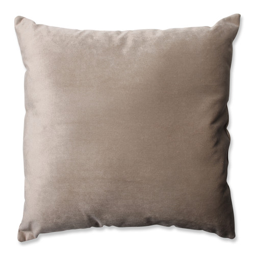 Pillow Perfect Belvedere Driftwood 24.5-inch Floor Pillow
