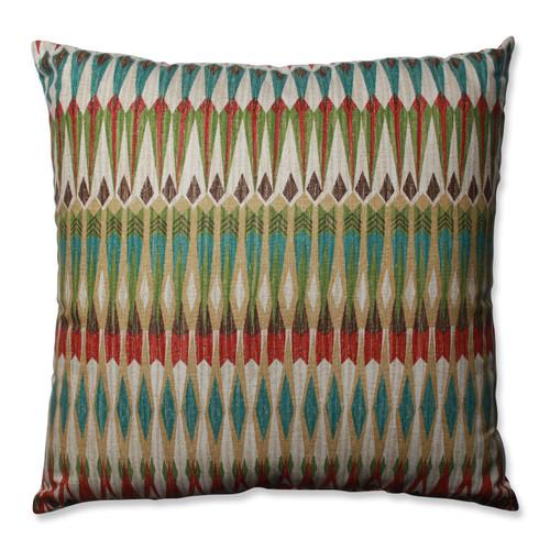 Pillow Perfect Acela Adobe 24.5-inch Floor Pillow