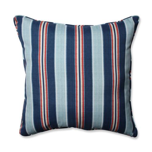 Pillow Perfect Kingston Stripe Arbor 25-inch Floor Pillow