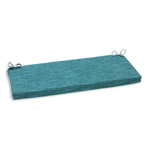 Pillow Perfect Remi Lagoon Bench Cushion