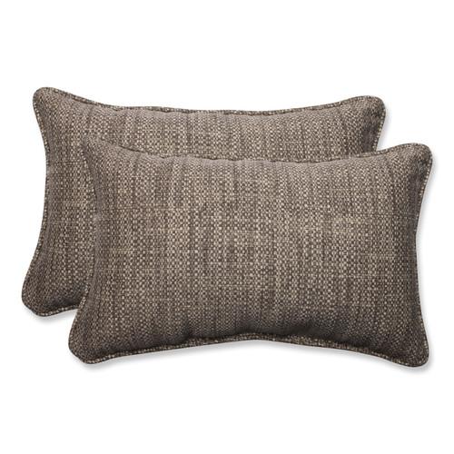 Pillow Perfect Remi Patina Rectangular Throw Pillow (Set of 2)