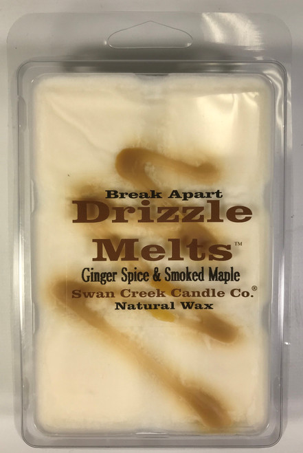 Swan Creek Drizzle Melt Ginger Spice & Smoked Maple
