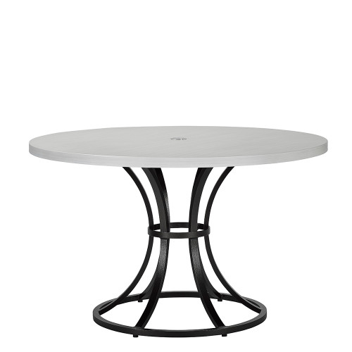 "Lane Venture Calistoga Outdoor 48"" Round Dining Table"