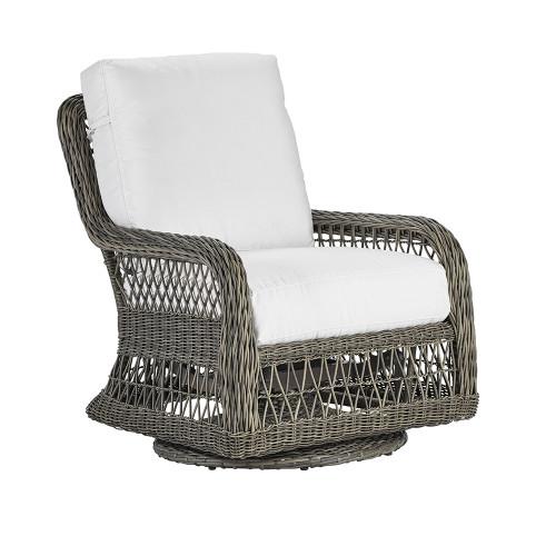 Lane Venture Mystic Harbor Swivel Glider Lounge Chair
