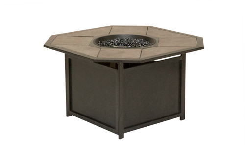 Agio Madison Tile-Top Fire Pit