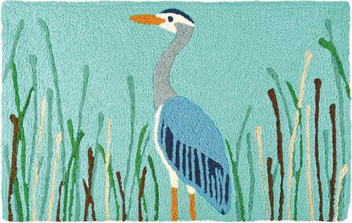 """In The Reeds Jellybean Rug 20"""" x 30"""""""